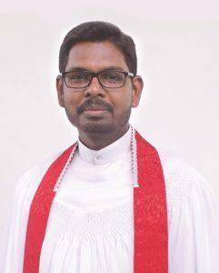 Assistant Vicar